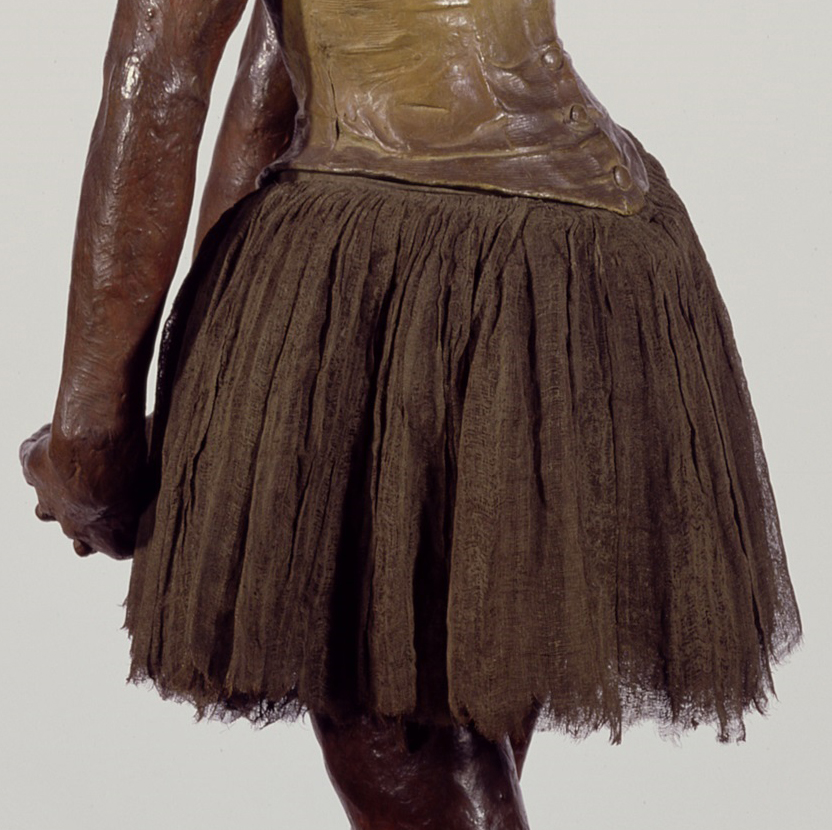 Little Dancer aged fourteen, Edgar Degas