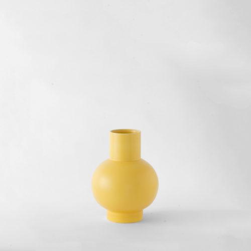 Small yellow Strom Vase