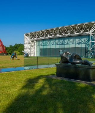 Copy of Sainsbury_Centre_East end_with_Henry_Moore_scultpure_photo_Andy_Crouch