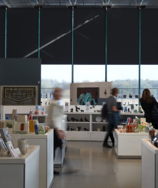 Sainsbury Centre shop