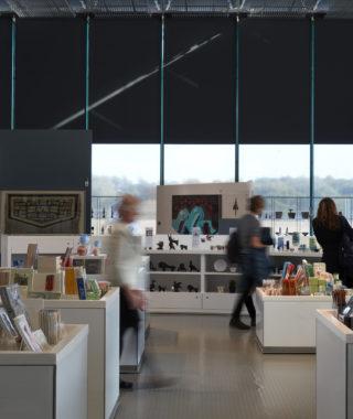 Sainsbury Centre shop