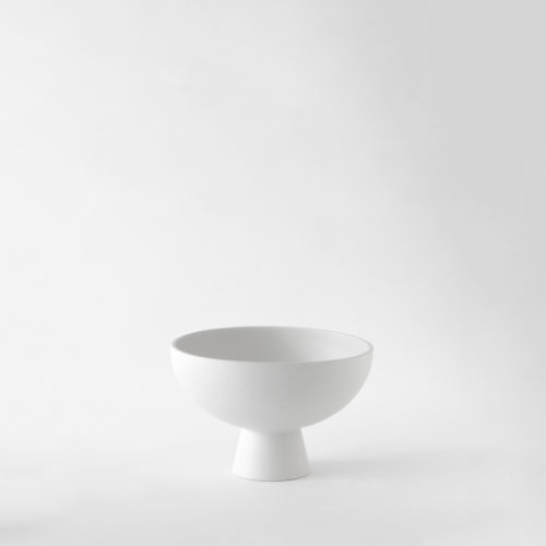 Strom small white bowl online shop