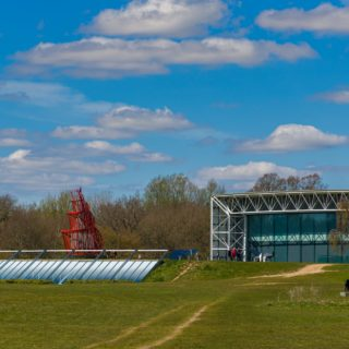 Sainsbury Centre, Photo Andy Crouch
