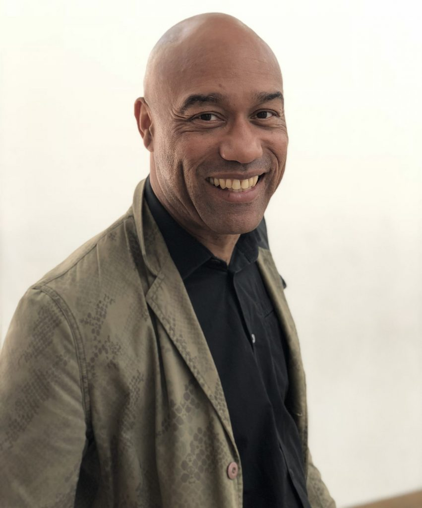 Gus Casely-Hayford