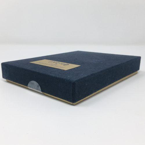 Pocket Leather Bound Sketchbook with Pencil