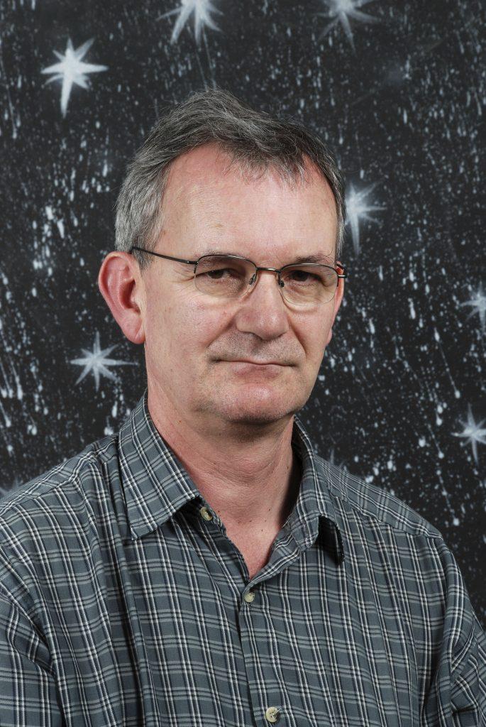 Photograph of Martin Parr