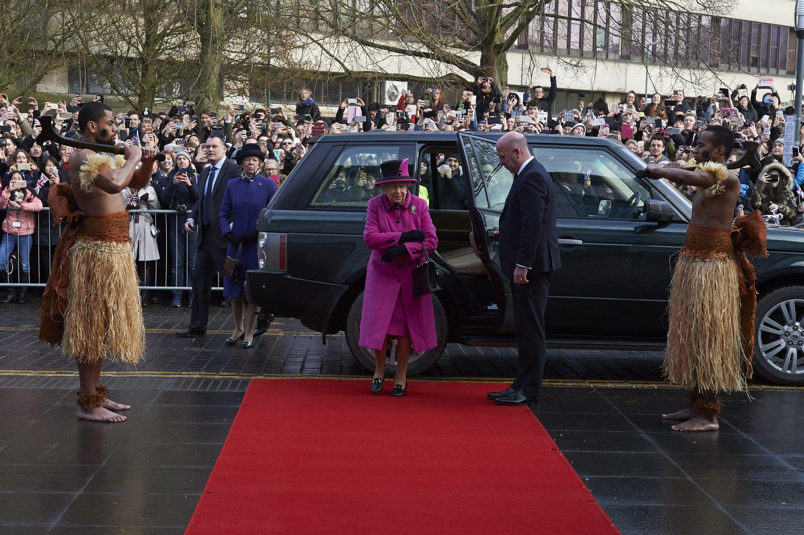 Royal Visit Fiji Exhibition