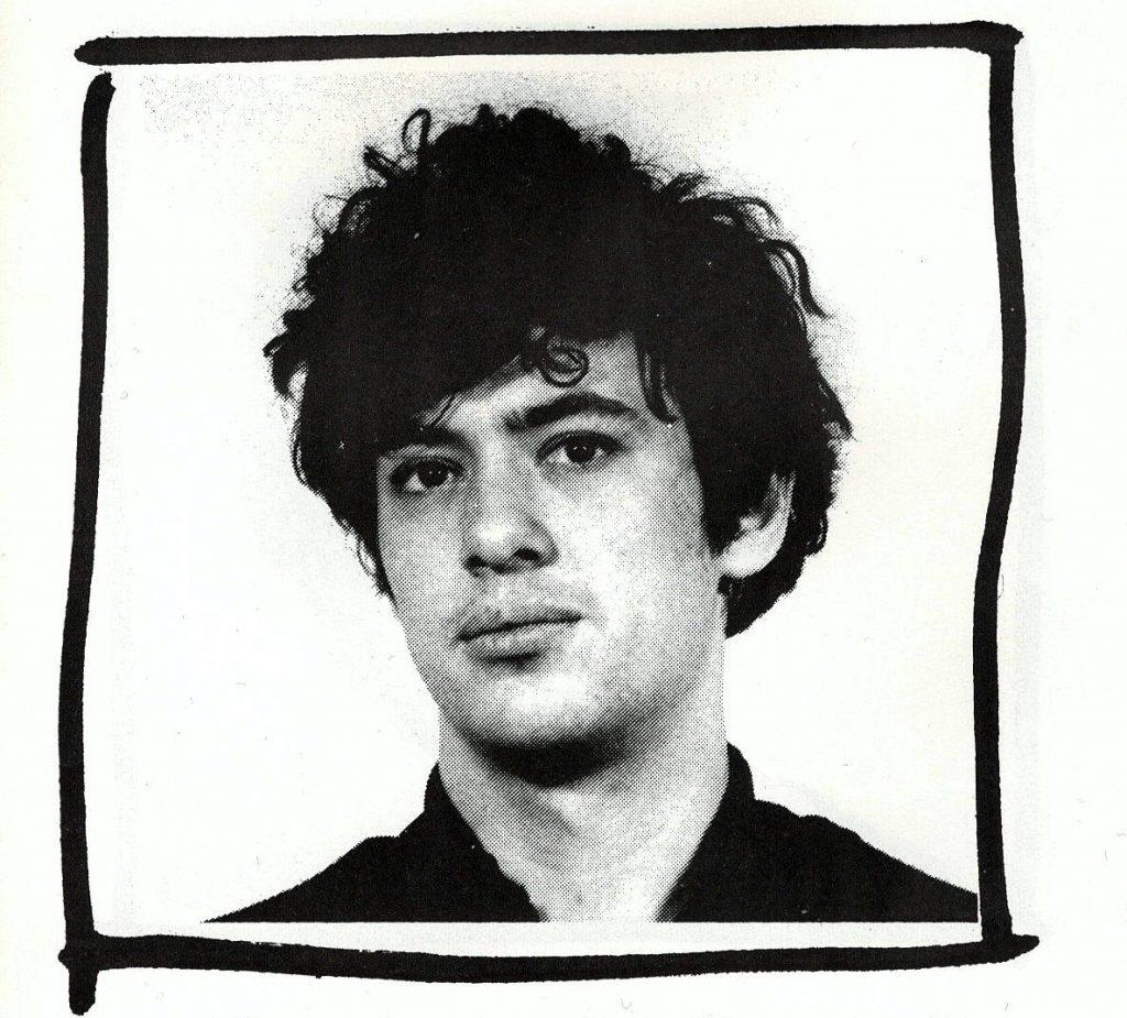 Photograph of ceramic artist Julian Stair