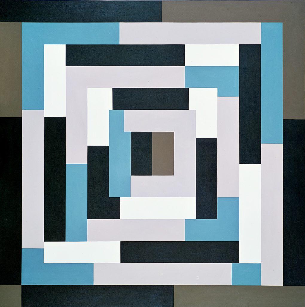 Rhythm and Geometry: Constructivist art in Britain since 1951