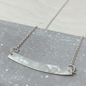 Suzanne Seed textured necklace