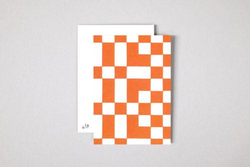 Ola Pack of 8 Otti print Postcards