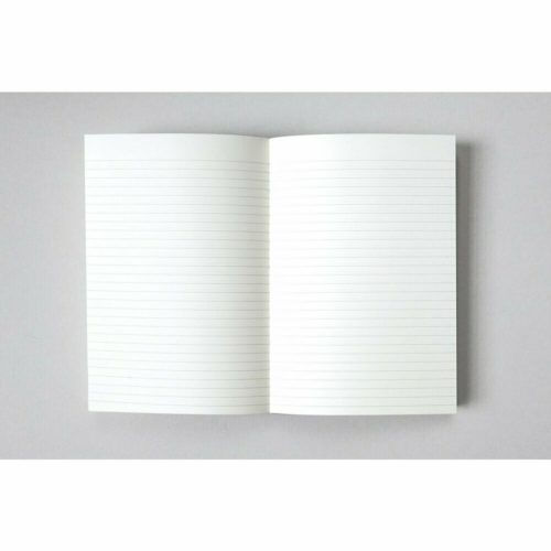 A5 Layflat Notebook ruled pages