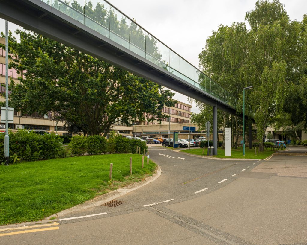 Sainsbury Centre Car Park